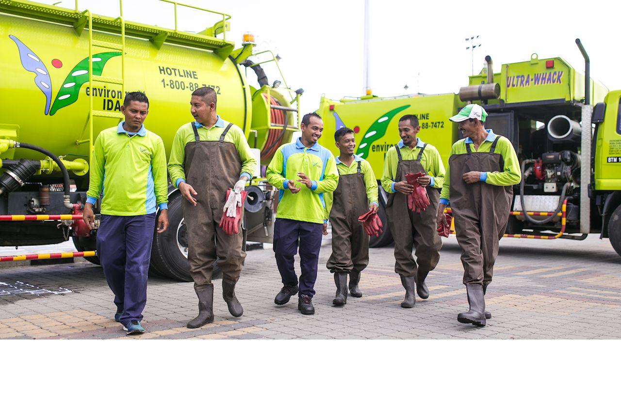 Environment E-Idaman